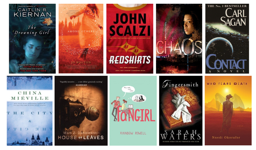 Favorite reads of 2014
