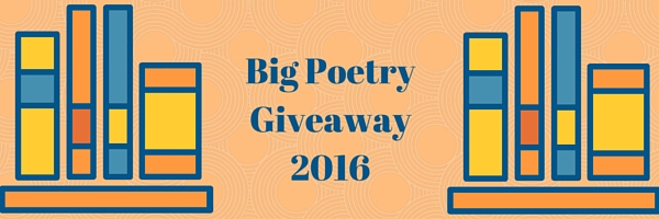 Big Poetry Giveaway 2016