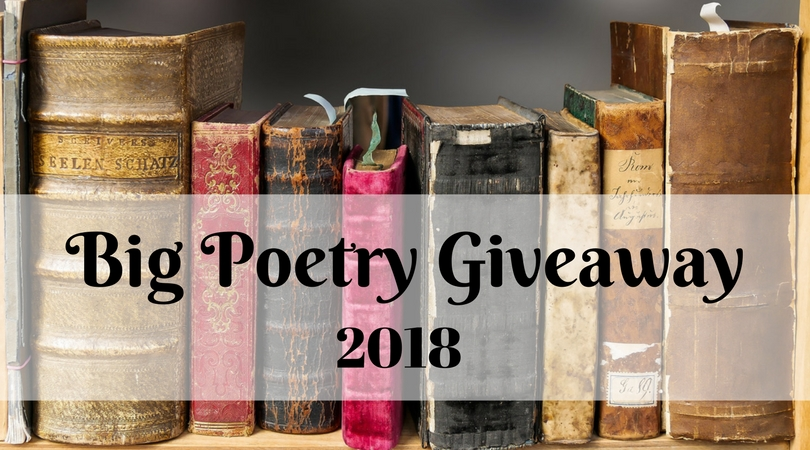 Big Poetry Giveaway 2018
