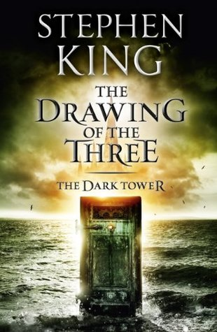 Drawing of three-3