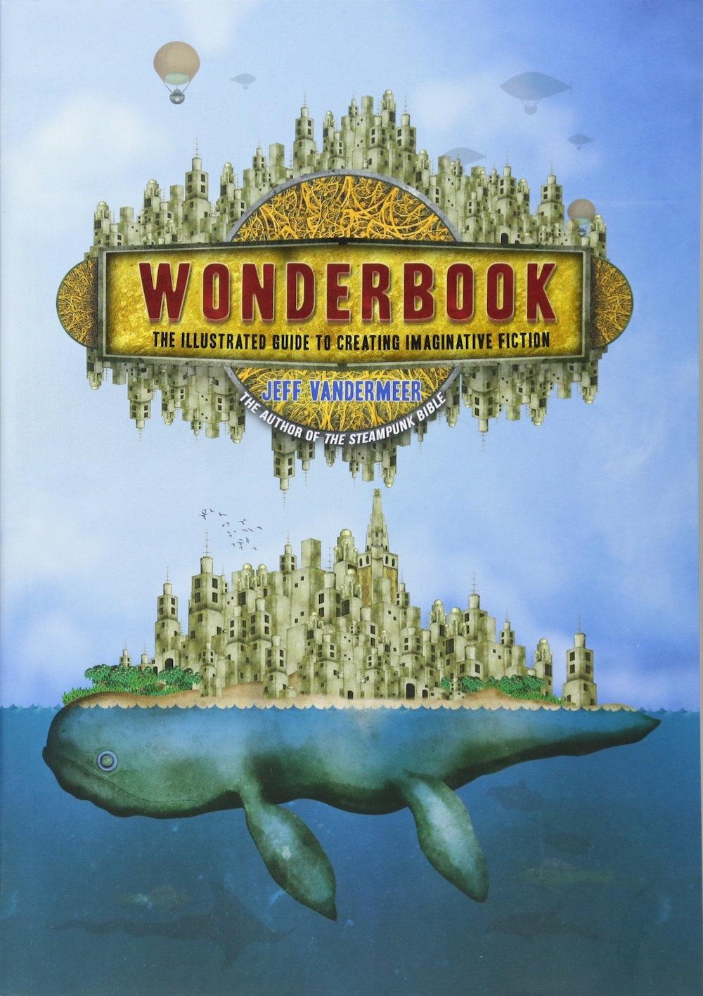 Wonderbook by Jeff VanderMeer