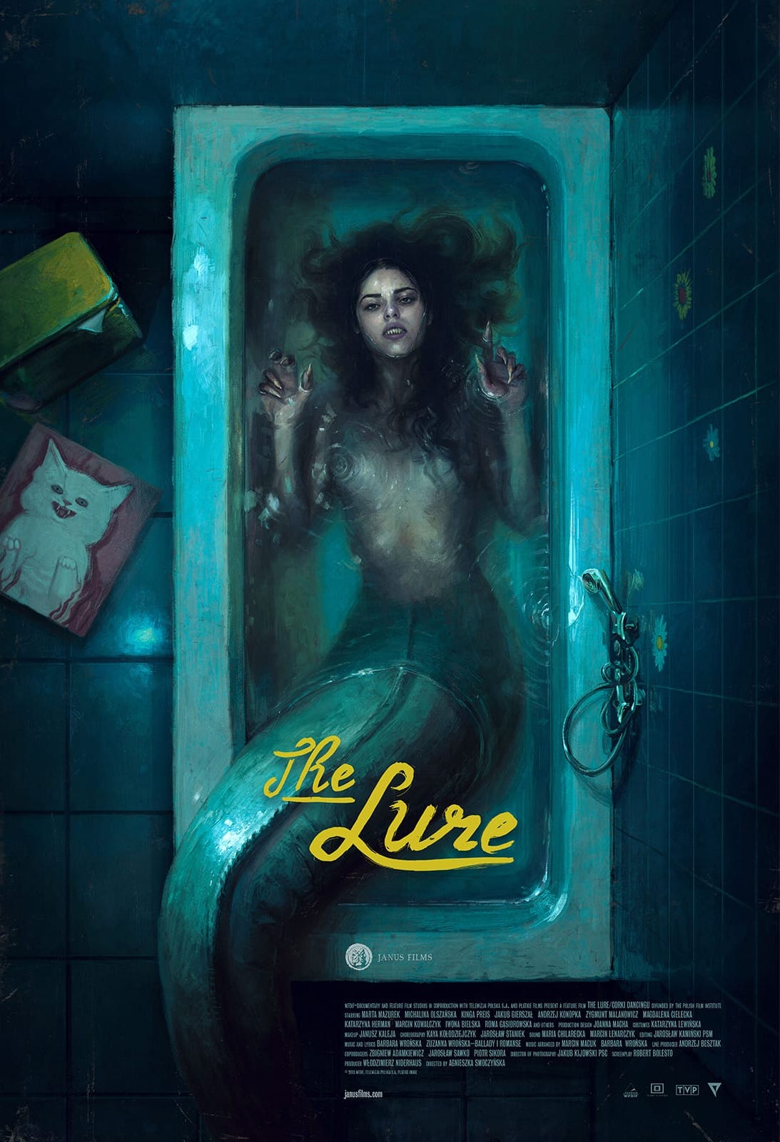 The Lure, directed by Agnieszka Smoczynska