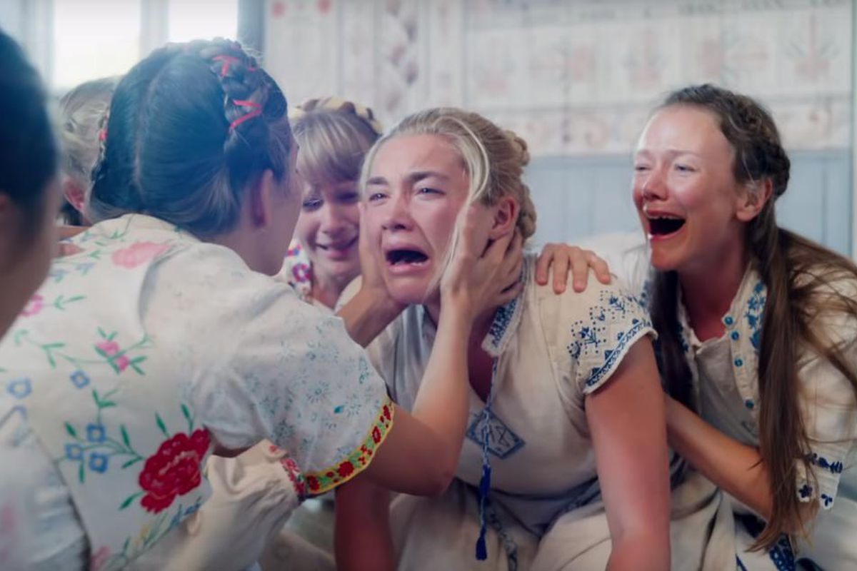 Midsommar directed by Ari Aster