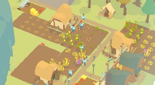 Outlanders - mobile video game