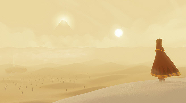Journey - video game