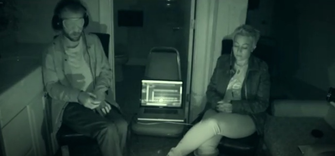 Spirits of the Stanley - paranormal investigation