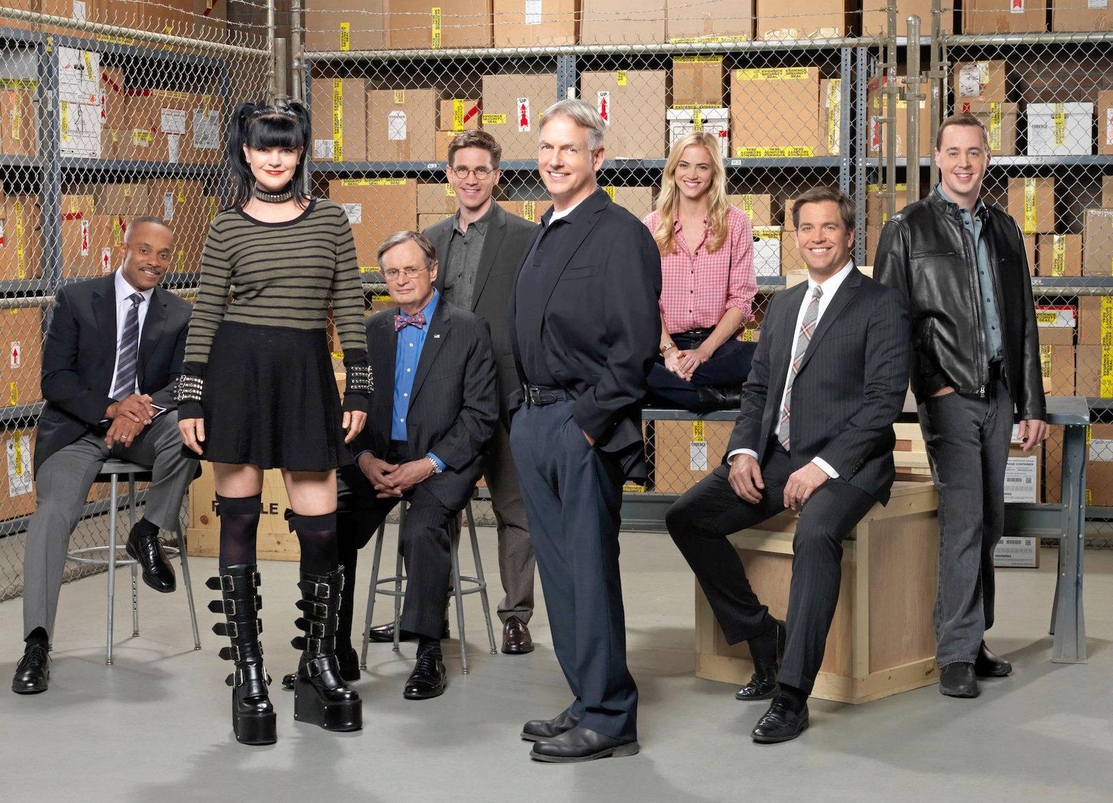 NCIS - Season 13 Cast